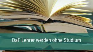Lektor Werden Ohne Studium