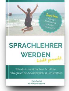 Sprachlehrer werden e-book
