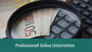 Online-Lehrer und Blogger