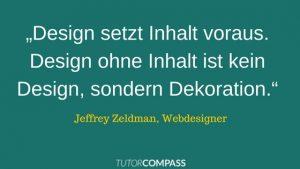 Wordpress Themes für Sprachlehrer - Das Design zählt