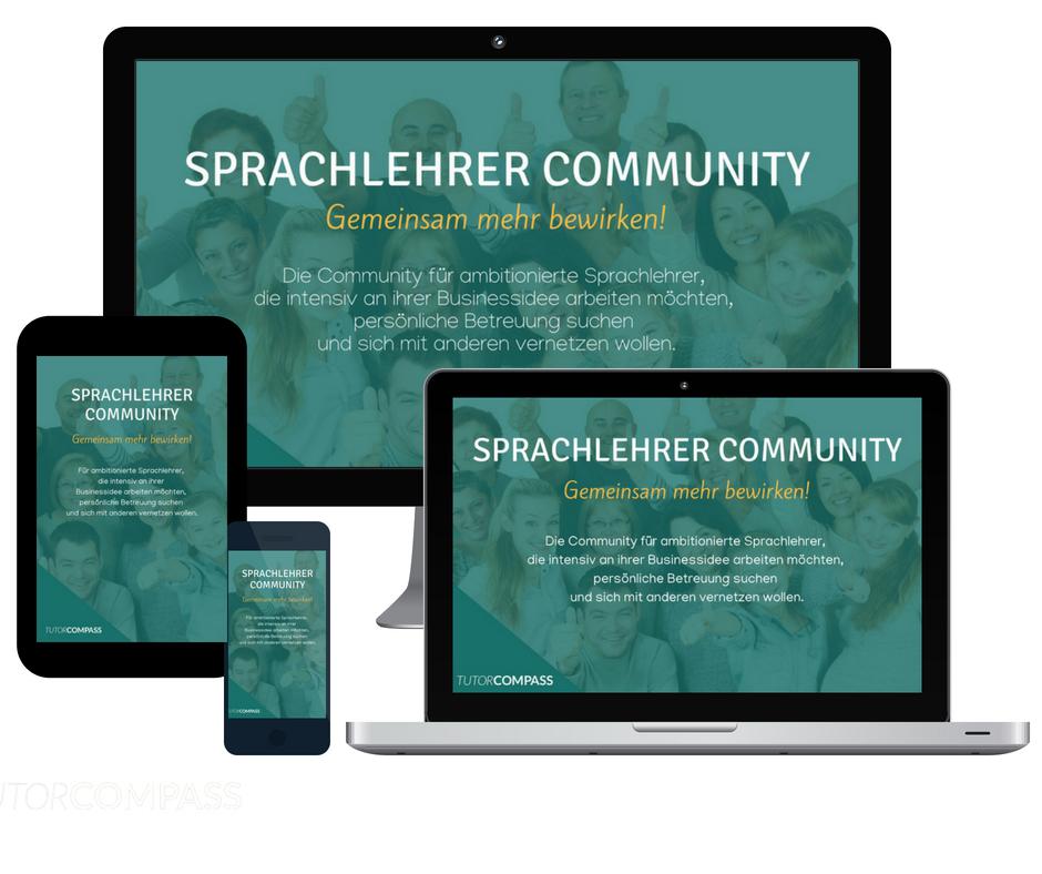 Sprachlehrer Community